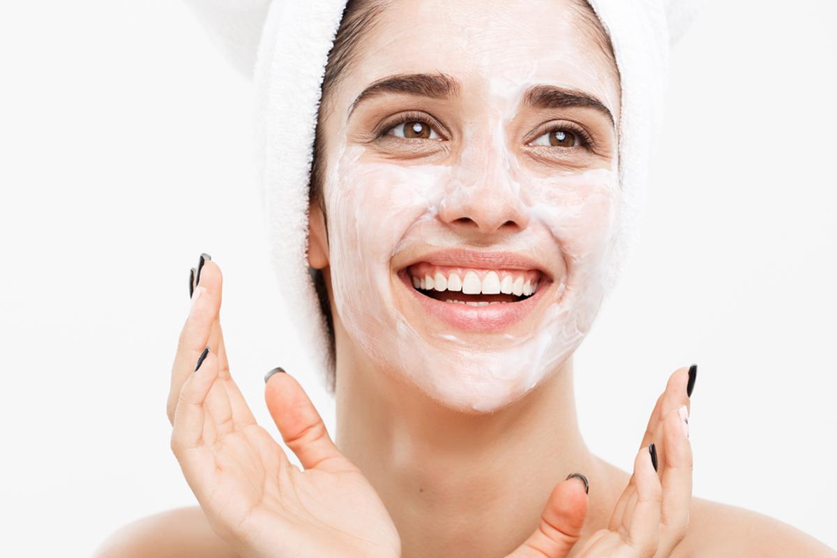 ¿Cuánta cantidad de producto es apropiado para el rostro?